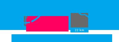 l'Ardèche Run Retina Logo