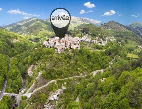 Parcours de l'Ardèche Run : des paysages à couper le souffle