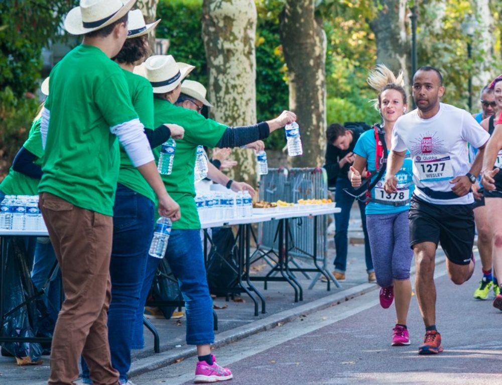 Tableau des bénévoles : Ardèche Run 2018