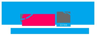 l'Ardèche Run Logo